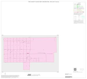 Primary view of object titled '1990 Census County Block Map (Recreated): Willacy County, Inset B01'.