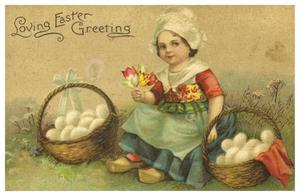 Primary view of object titled 'Loving Easter Greeting'.