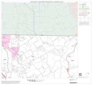 Primary view of object titled '1990 Census County Block Map (Recreated): Johnson County, Block 4'.