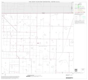 Primary view of object titled '1990 Census County Block Map (Recreated): Castro County, Block 2'.