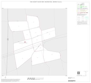 Primary view of object titled '1990 Census County Block Map (Recreated): Morris County, Inset B01'.