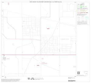 Primary view of object titled '1990 Census County Block Map (Recreated): El Paso County, Block 58'.