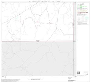 Primary view of object titled '1990 Census County Block Map (Recreated): Schleicher County, Block 12'.