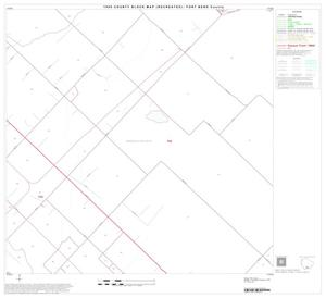 Primary view of object titled '1990 Census County Block Map (Recreated): Fort Bend County, Block 53'.