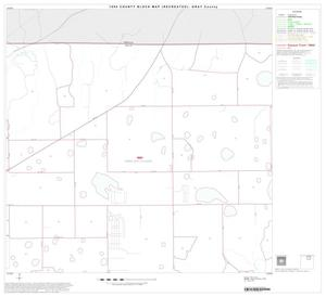 Primary view of object titled '1990 Census County Block Map (Recreated): Gray County, Block 3'.