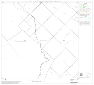 Primary view of object titled '1990 Census County Block Map (Recreated): Fort Bend County, Block 43'.