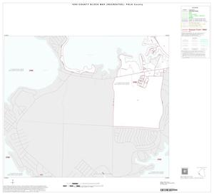Primary view of object titled '1990 Census County Block Map (Recreated): Polk County, Inset C05'.