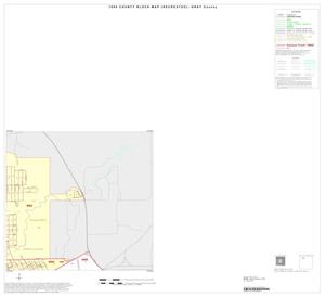Primary view of object titled '1990 Census County Block Map (Recreated): Gray County, Inset A02'.