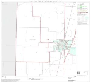 1990 Census County Block Map (Recreated): Collin County, Block 7
