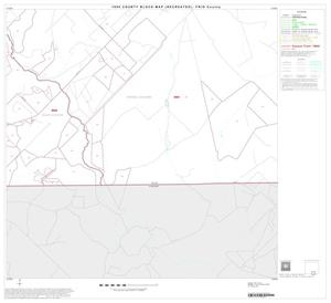 Primary view of object titled '1990 Census County Block Map (Recreated): Frio County, Block 15'.