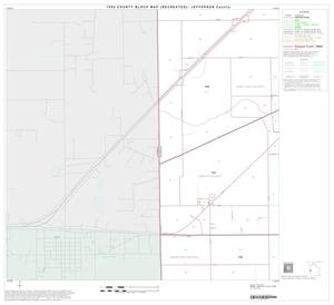 Primary view of object titled '1990 Census County Block Map (Recreated): Jefferson County, Block 34'.