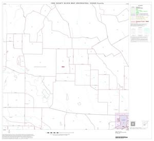 Primary view of object titled '1990 Census County Block Map (Recreated): Cooke County, Block 10'.