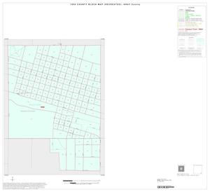 Primary view of object titled '1990 Census County Block Map (Recreated): Gray County, Inset C01'.