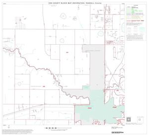 Primary view of object titled '1990 Census County Block Map (Recreated): Randall County, Block 6'.