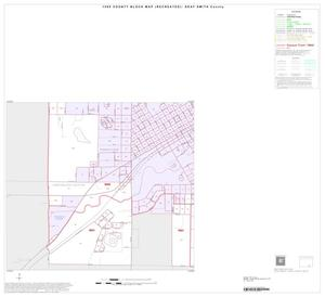 Primary view of object titled '1990 Census County Block Map (Recreated): Deaf Smith County, Inset A03'.