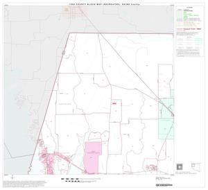 Primary view of object titled '1990 Census County Block Map (Recreated): Rains County, Block 1'.