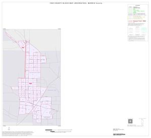 Primary view of object titled '1990 Census County Block Map (Recreated): Morris County, Inset C01'.