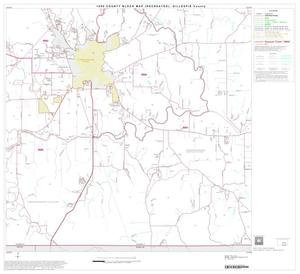 Primary view of object titled '1990 Census County Block Map (Recreated): Gillespie County, Block 7'.