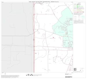 Primary view of object titled '1990 Census County Block Map (Recreated): Gregg County, Block 14'.