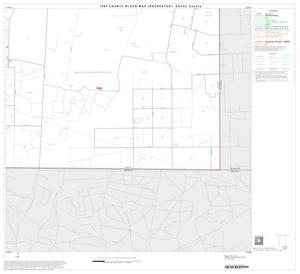 Primary view of object titled '1990 Census County Block Map (Recreated): Duval County, Block 15'.