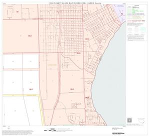 Primary view of object titled '1990 Census County Block Map (Recreated): Harris County, Block 188'.