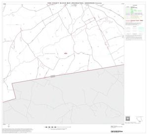 Primary view of object titled '1990 Census County Block Map (Recreated): Anderson County, Block 23'.