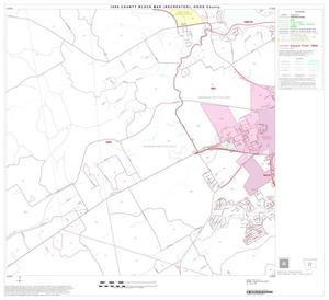 Primary view of object titled '1990 Census County Block Map (Recreated): Hood County, Block 8'.