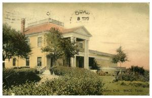 Primary view of object titled '[Country Club, Waco, Texas]'.