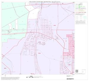Primary view of object titled '1990 Census County Block Map (Recreated): Dallas County, Block 53'.