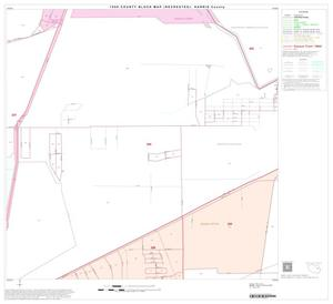 Primary view of object titled '1990 Census County Block Map (Recreated): Harris County, Block 105'.