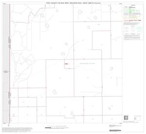 Primary view of object titled '1990 Census County Block Map (Recreated): Deaf Smith County, Block 5'.