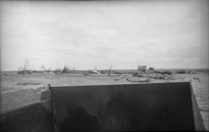 Primary view of object titled 'Cars and Debris After Tornado'.
