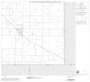 Primary view of object titled '1990 Census County Block Map (Recreated): Castro County, Block 9'.