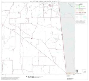Primary view of object titled '1990 Census County Block Map (Recreated): Rains County, Block 6'.