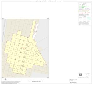 Primary view of object titled '1990 Census County Block Map (Recreated): McLennan County, Inset A01'.