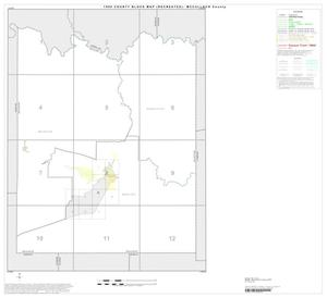 Primary view of object titled '1990 Census County Block Map (Recreated): McCulloch County, Index'.