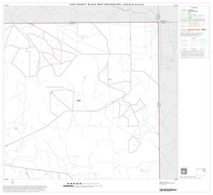 Primary view of object titled '1990 Census County Block Map (Recreated): Zavala County, Block 4'.