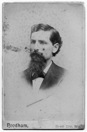 Primary view of object titled 'Man in Suit with Beard'.