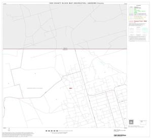 Primary view of object titled '1990 Census County Block Map (Recreated): Andrews County, Block 2'.