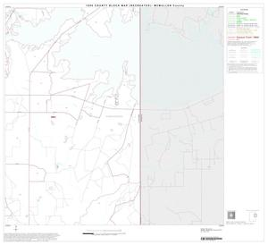 Primary view of object titled '1990 Census County Block Map (Recreated): McMullen County, Block 6'.
