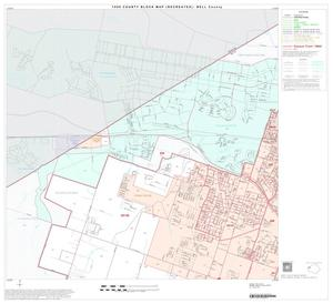 Primary view of object titled '1990 Census County Block Map (Recreated): Bell County, Block 12'.