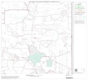 Primary view of object titled '1990 Census County Block Map (Recreated): Medina County, Block 12'.