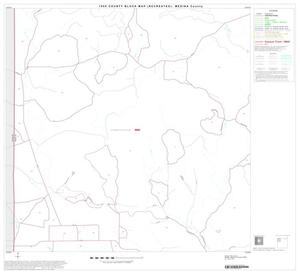 Primary view of object titled '1990 Census County Block Map (Recreated): Medina County, Block 5'.
