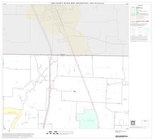 1990 Census County Block Map (Recreated): Collin County, Block 4