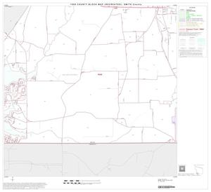 Primary view of object titled '1990 Census County Block Map (Recreated): Smith County, Block 37'.