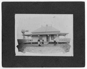 Primary view of object titled 'Family with Prarie Home'.