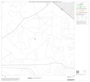 Primary view of object titled '1990 Census County Block Map (Recreated): Brewster County, Block 11'.