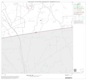 Primary view of object titled '1990 Census County Block Map (Recreated): Anderson County, Block 24'.