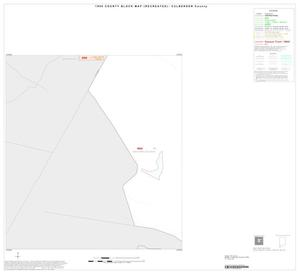 Primary view of object titled '1990 Census County Block Map (Recreated): Culberson County, Inset B04'.