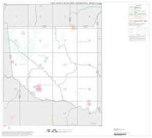 Primary view of object titled '1990 Census County Block Map (Recreated): Wood County, Index'.